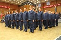 军事化训练
